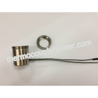 China Stainless Steel Armored Hotlock Hot Runner Coil Heaters on sale