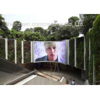 Wholesale Low Power Consumption Curtain LED Screen Outdoor HD P10 IP65 from china suppliers