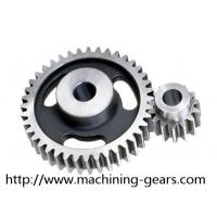 Wholesale Standard Double Gears Auto Parts External Spur Gear 20mm - 2200mm Diameter from china suppliers