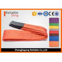 Wholesale Heavy Duty 100% Polyester Hoist Lifting Sling Rigging Sling Endless Low weight from china suppliers