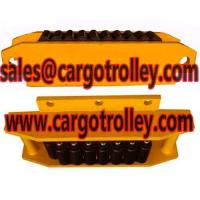 Wholesale CT Crawler type roller skids details with price list from china suppliers