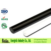 Wholesale Extruded Plastic POM Sheet and Rod for Bearing Rollers , Black from china suppliers
