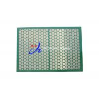 Wholesale Woven FSI 5000 Steel Frame Shale Shaker Screen For Drilling Fluids Service from china suppliers