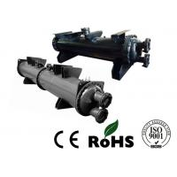 Wholesale Refrigerating Equipment Shell And Tube Water Cooled Condenser R407C Refrigerant from china suppliers