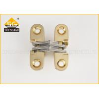 Wholesale 180 Degree Concealed Hinges For Cabinet Doors , Right Or Left Hand Applicable from china suppliers
