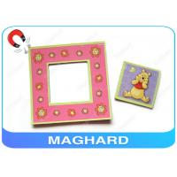 Wholesale Disney Winnie The Pooh Fridge Magnet Photo Frame 5 x 5 inch for Grandkids from china suppliers