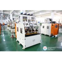 Buy cheap Full Automatic Stator Electric Motor Winding Machine With Eight Working Station from wholesalers
