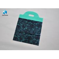 Wholesale Waterproof Handle Polythene Clothes Bags for shopping , leisure , travel from china suppliers