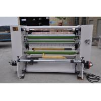 Wholesale Automatic High Speed BOPP Tape Slitting Machine , Paper Roll Slitting Rewinding Machine from china suppliers