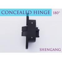 Quality Italy 3 Way Adjustable 180 Degree Concealed Hinges For Interior Doors for sale