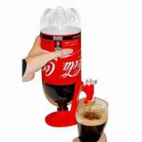 Wholesale Juice/fizz soda dispenser for drinking dispensing gadget (red)  from china suppliers