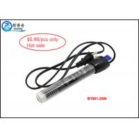Wholesale Aquarium Glass Heaters Fish Aquarium Accessories WithThermoregulator 25 Watt from china suppliers