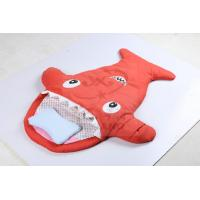 Wholesale Baby Coral Shark Sleeping Bag Baby sleeping cloth from china suppliers