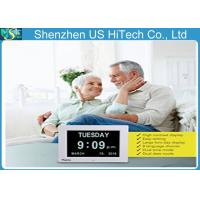 Wholesale 7 Inch Calendar Digital Calendar Day Clock , Memory Loss Dementia Friendly Clocks from china suppliers