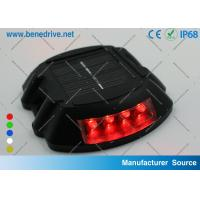 Buy cheap Traffic Solar Markers Road Stud Reflectors Aluminum Alloy 10T Resistant from wholesalers