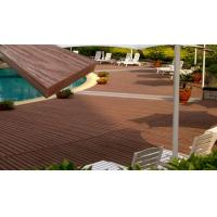 Wholesale Floor WPC Composite Decking With 70% PVC Powder and 30% Bamboo Powder from china suppliers