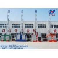 Wholesale 1000KG*2 Elevator Building Construction of a Second Elevator Cage from china suppliers