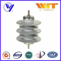 Wholesale 12KV 10KA Safety Substation Lightning Arrester , Metal Oxide Surge Protector without Gaps from china suppliers