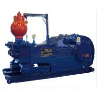 Wholesale API Oilfield F-1300 Horizontal 3 cylinder single role piston Drilling Mud PUMP with reliable quality & competitive price from china suppliers