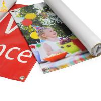 Wholesale chinese factory price supplier vinyl banner , custom image printing banner from china suppliers