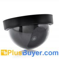 Wholesale Dummy Dome Surveillance Camera with Red LED Light from china suppliers