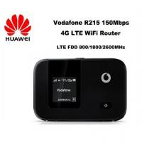 Quality Unlocked Huawei E5372 Vodafone R215 4G LTE FDD CAT4 150Mbps Wireless Mobile Broadband for sale