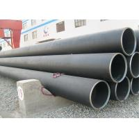 Wholesale Custom Black LSAW Steel Pipe ASTM A252 API5L PSL1/2 For Oil And Gas Pipel Ine from china suppliers
