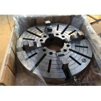 Wholesale Lathe Machine Tools Forged Disk Heavy Steel Forging Customized from china suppliers