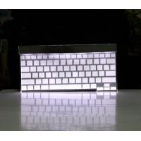 Wholesale High Brightness White Slim LED Backlight Keyboard , Notebook Backlight Keyboard from china suppliers