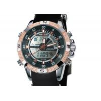 Wholesale Male Analog Outdoor Military Watches Precision Time With White Dial from china suppliers