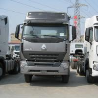 Wholesale HOWO A7  Prime Mover Truck and trailer ZZ4257N3247 semi truck mover from china suppliers