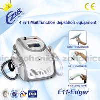 Wholesale Multifunctional E-light IPL RF , 1.2MHZ Skin Care Beauty Machine from china suppliers