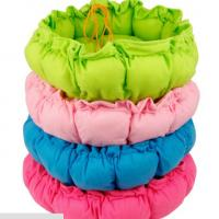Wholesale Warm Soft Plush Pumpkin Pet Bed Dog Cat Mat in different color from china suppliers