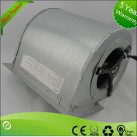 Wholesale AC Double Inlet Industrial Centrifugal Fans / High Pressure Centrifugal Blower from china suppliers