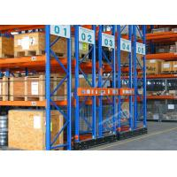 Wholesale Mobilized Automated Industrial Pallet Racking Weight Capacity 32000 Kg For Warehouse from china suppliers