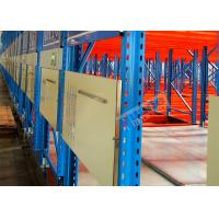 Wholesale Electric Mobile Shelving Racks , Customized Material Storage Racks ISO CE Certificated from china suppliers