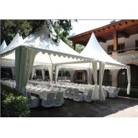 Wholesale Aluminum Structure Material Pagoda Party Tent Multi Functional Square Shape from china suppliers