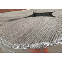 Wholesale Mesh Corrugated Packing Metal Structured Packing With Igh Mass Transfer Surface Area from china suppliers