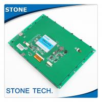 Quality Grade Resistive Touch Screen Industrial LCD Display TFT With CPU Drive for sale