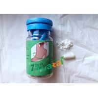 Wholesale Yunnan Original 7 Days Weight Loss Pills , Natural Slimming Capsules 36 Capsules / Bottle from china suppliers