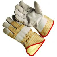 Wholesale Thinsulate mechanics crinkle finished cow grain leather Winter Work Gloves from china suppliers