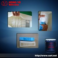 Quality Platinum cured silicone rubber for tire mold for sale