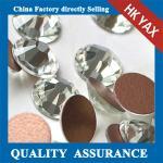 Wholesale W0514 flat back rhinestone china supplier,top quality flat back rhinestone,non hotfix flat back rhinestone from china suppliers