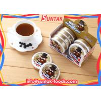 Wholesale Hole Shaped Colorful Mint Candies , Coffee Flavored Hard Candy With True Coffee Powder from china suppliers