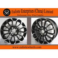 Wholesale 15 inch Toyota Replica Wheels For Corolla With Hyper Silver OEM Caps from china suppliers