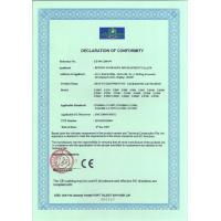 Beijing Globalipl Development Co., Ltd. Certifications