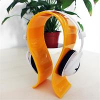 Wholesale Acrylic Headset Hanger/headphone Display Holder from china suppliers