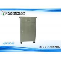 Wholesale Stainless Steel Homecare Medical Storage Cabinets , Hospital Storage Cabinets With Stable Base KJW-BC06 from china suppliers