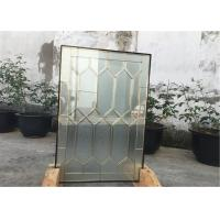 """Wholesale 22""""*48"""" Solid Architectural Decorative Panel Glass , Solid Flat Tempered Glass Panels from china suppliers"""
