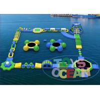 Wholesale Funny Adults Inflatable Water Park For Rental Walking Amusement from china suppliers